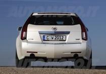 036, Cadillac CTS V Sport Wagon