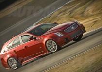 066, Cadillac CTS V Sport Wagon