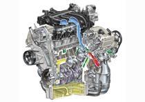 1 Ford DOHC V6