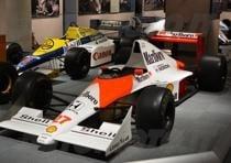 3  McLaren Honda MP4 5B 1990