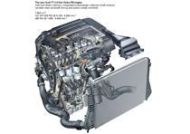 4  Audi Turbo FSI intercooler