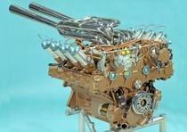 4 ford V8 DOHC Indy