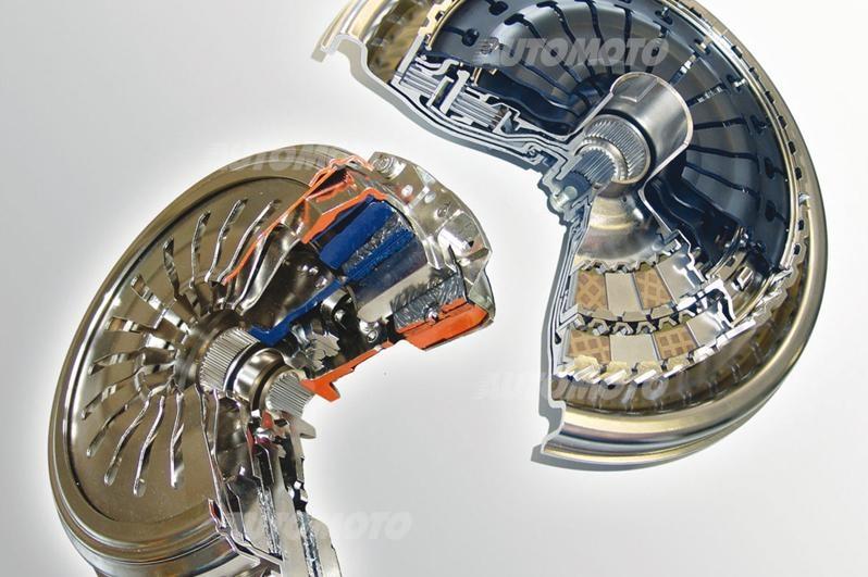 I cambi automatici e semiautomatici quarta parte news - Dsg 7 marce bagno d olio ...