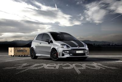abart punto supersport