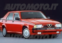alfa romeo 75 1.8i turbo 1988 1