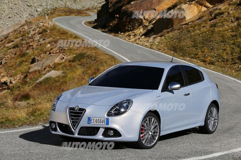 Alfa Romeo Giulietta 2014: tutti i dettagli e le immagini del