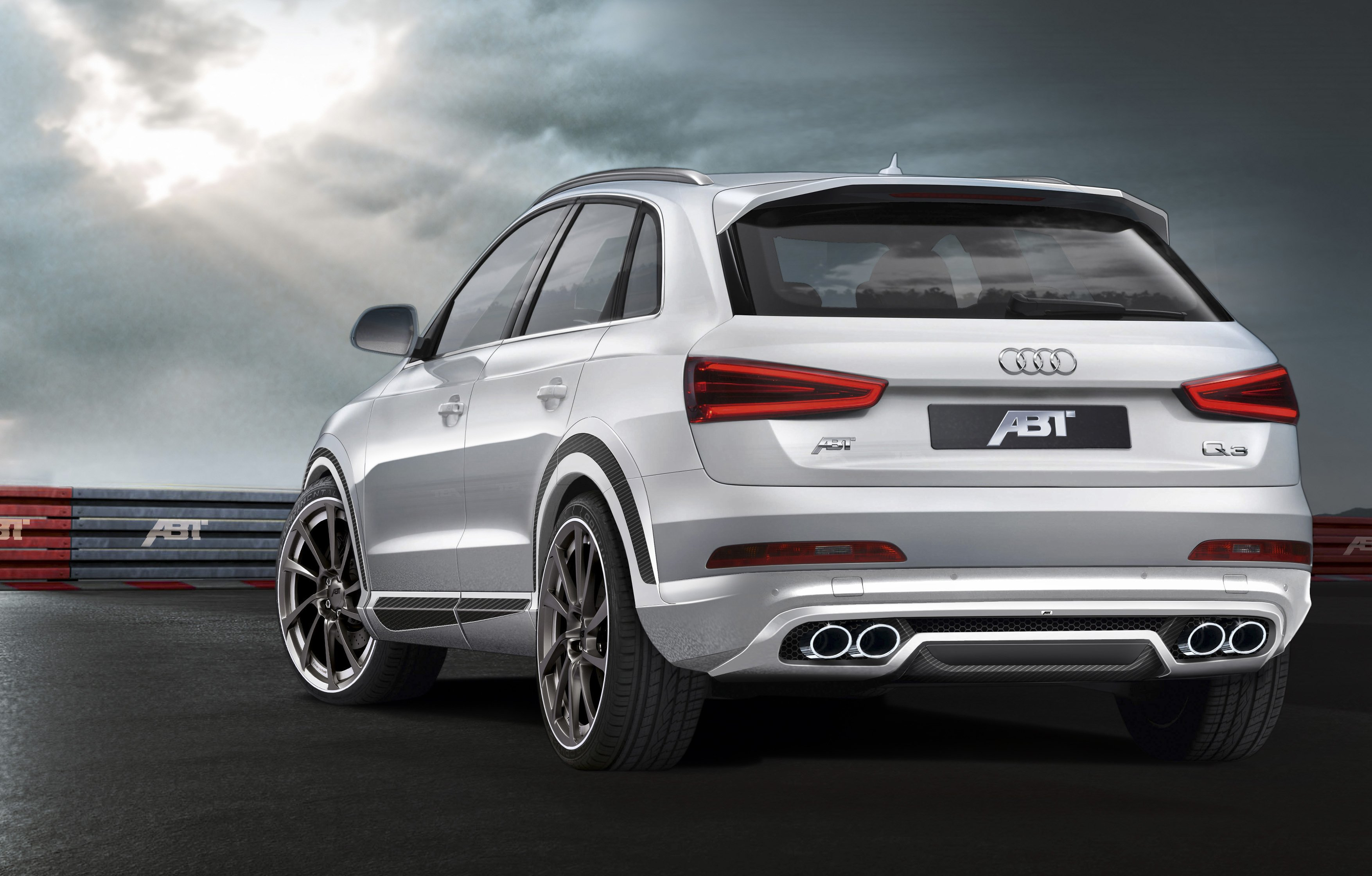 Audi Q3 Abt Sportsline News Automoto It