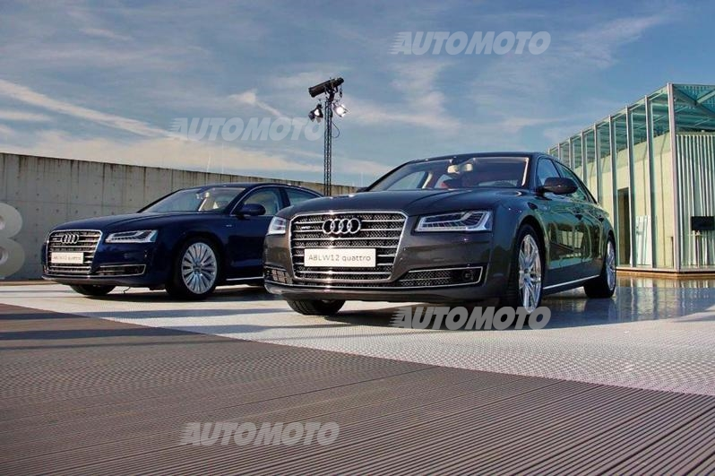 Audi a8 usate germania 11