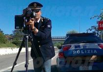 autovelox polizia