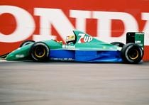 Bertrand Gachot 1991 USA