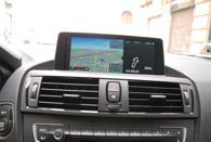 "BMW Serie 1: il display 8"""