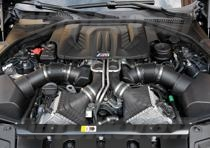 Il motore V8 della M5 F10