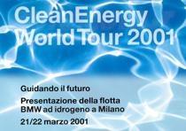 bmw idrogeno 2001