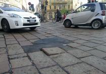 Buca Milano via Manzoni