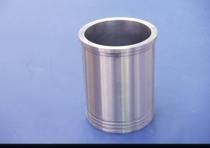 canna cilindro umida con bordino d appoggio superiore