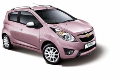 chevrolet spark pink lady (2)