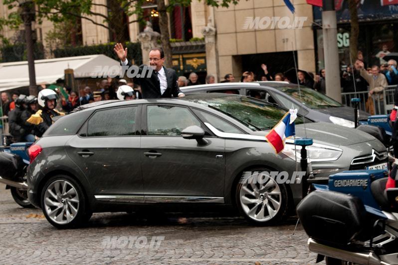 citro u00ebn ds5 hybrid4  la nuova vettura presidenziale di