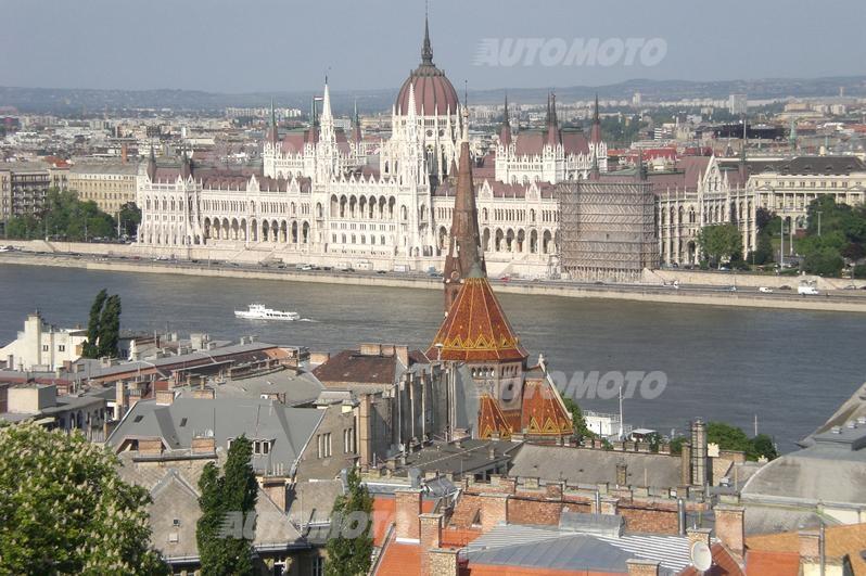 Circuito Ungheria : F ungheria le curiosità del gp di budapest