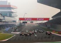 f1 india 2012