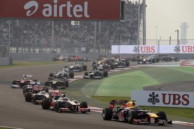 f1 gp india 2012 8