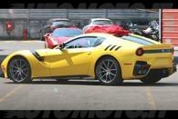 Ferrari F12: spiata la Speciale senza camuffamenti