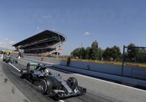 F1 2015 Spagna ven 10