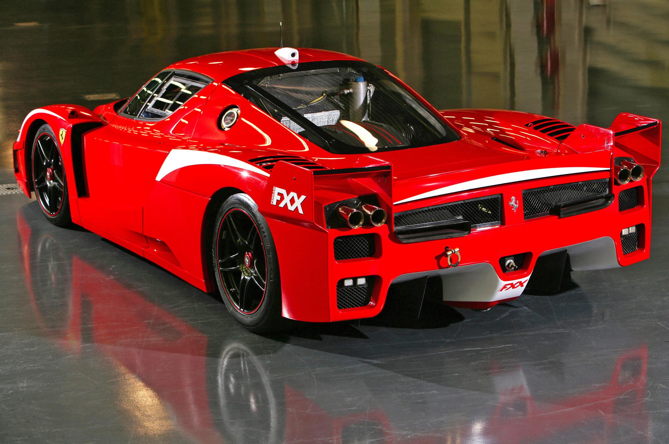 Schumacher All Asta La Ferrari Fxx News Automoto It
