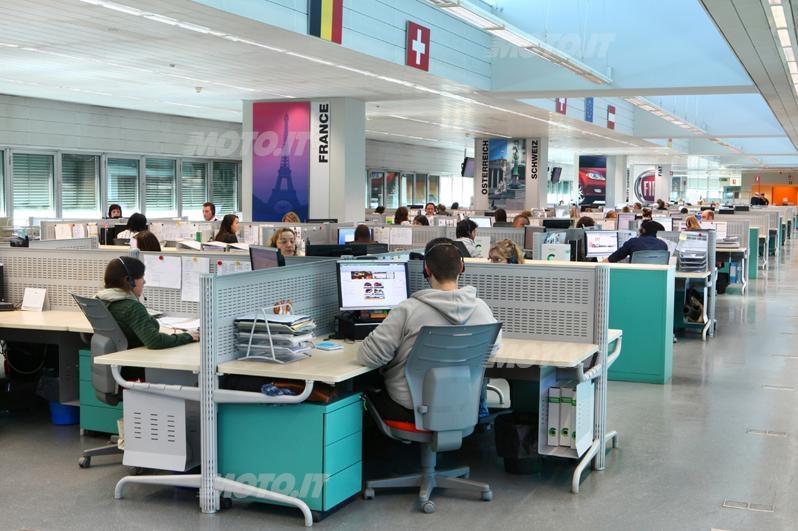 fiat: con il customer services center il cliente non è più solo