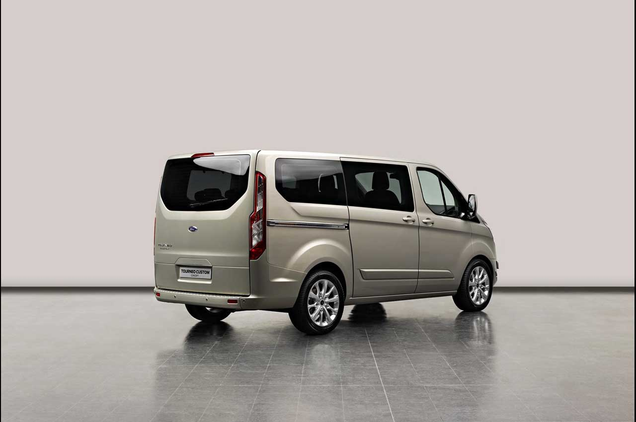 ford tourneo custom concept news. Black Bedroom Furniture Sets. Home Design Ideas