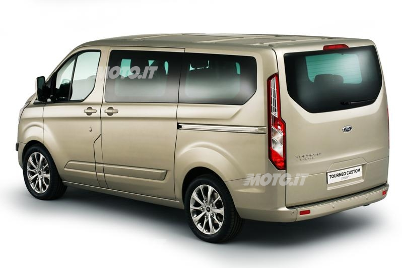 Ford Tourneo Custom Altezza images