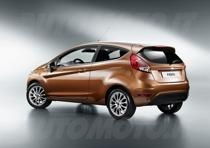 ford fiesta restyling 2013 2