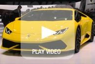 lamborghini huracan video