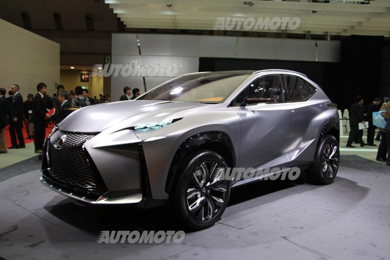 Tokyo motor show al via la 43 edizione news for Tokyo motor show lexus