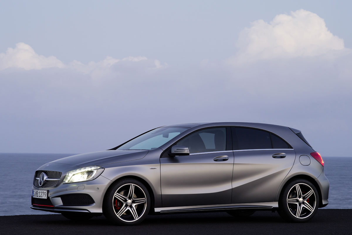 Mercedes benz classe a listino prezzi news for Mercedes benz in annapolis