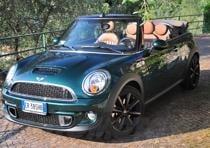 mini cooper s cabrio 1