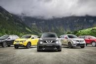 Nissan Crossover Carnival op