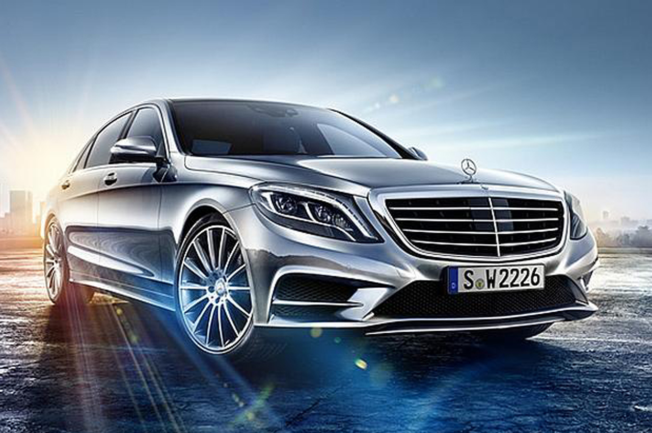 Nuova mercedes classe s il web ne svela le forme news for Autos mercedes benz