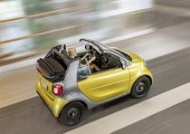 nuova smart fortwo cabrio 13