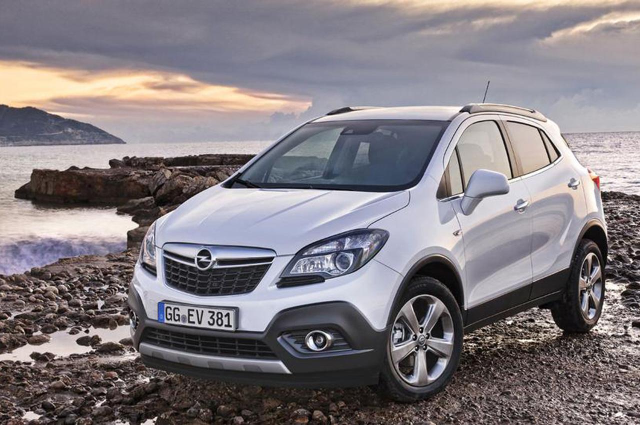 Opel mokka listino prezzi news - Casalgrande padana listino prezzi ...